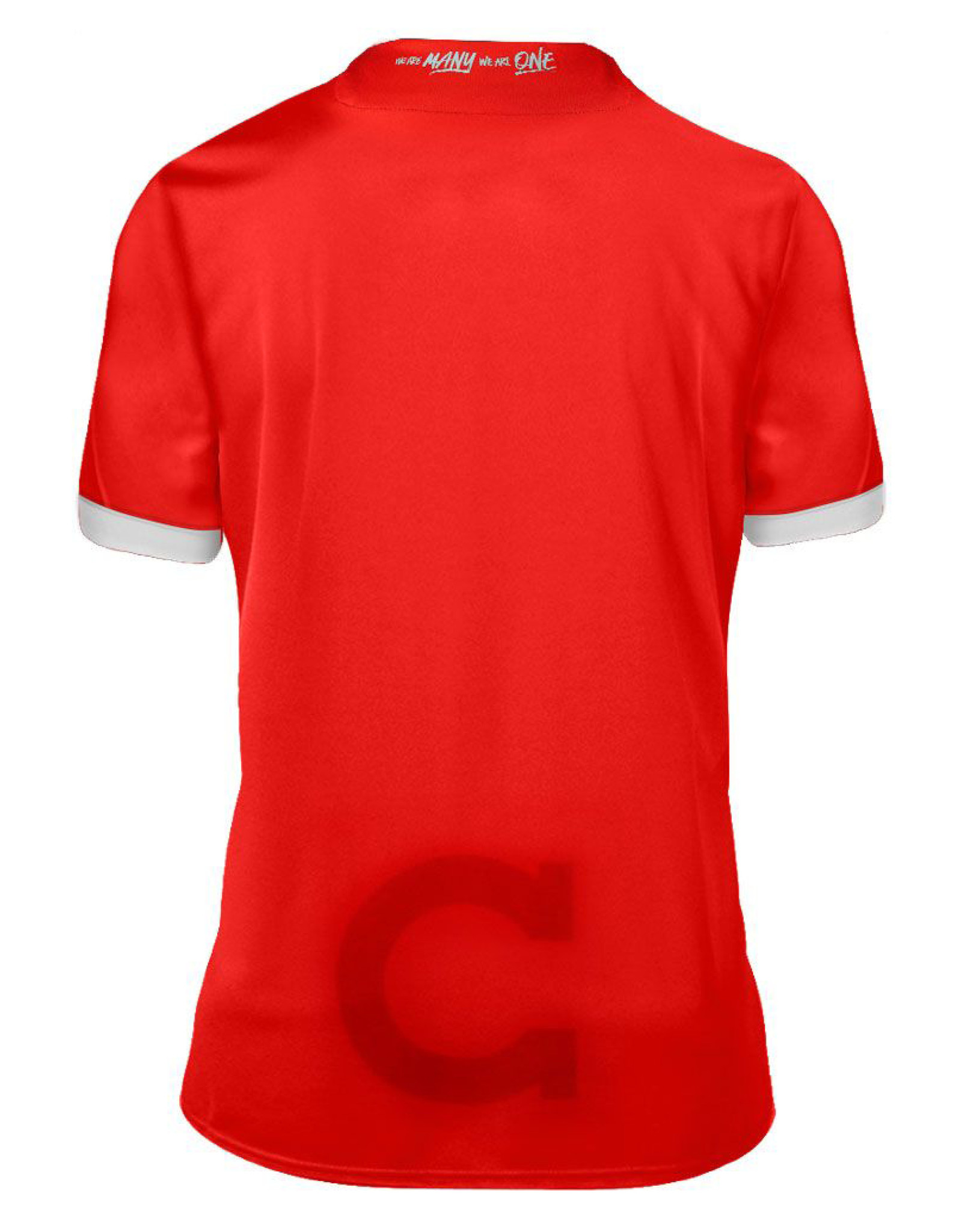 Macron 2019 Official Cavalry FC Home Adult Jersey