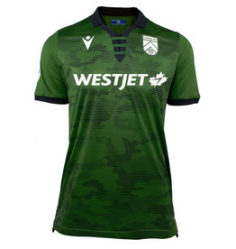 Macron 2019 Official Cavalry FC Away Adult Jersey