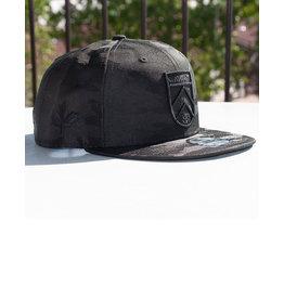 New Era New Era 9Fifty Black Tonal Camo Snapback
