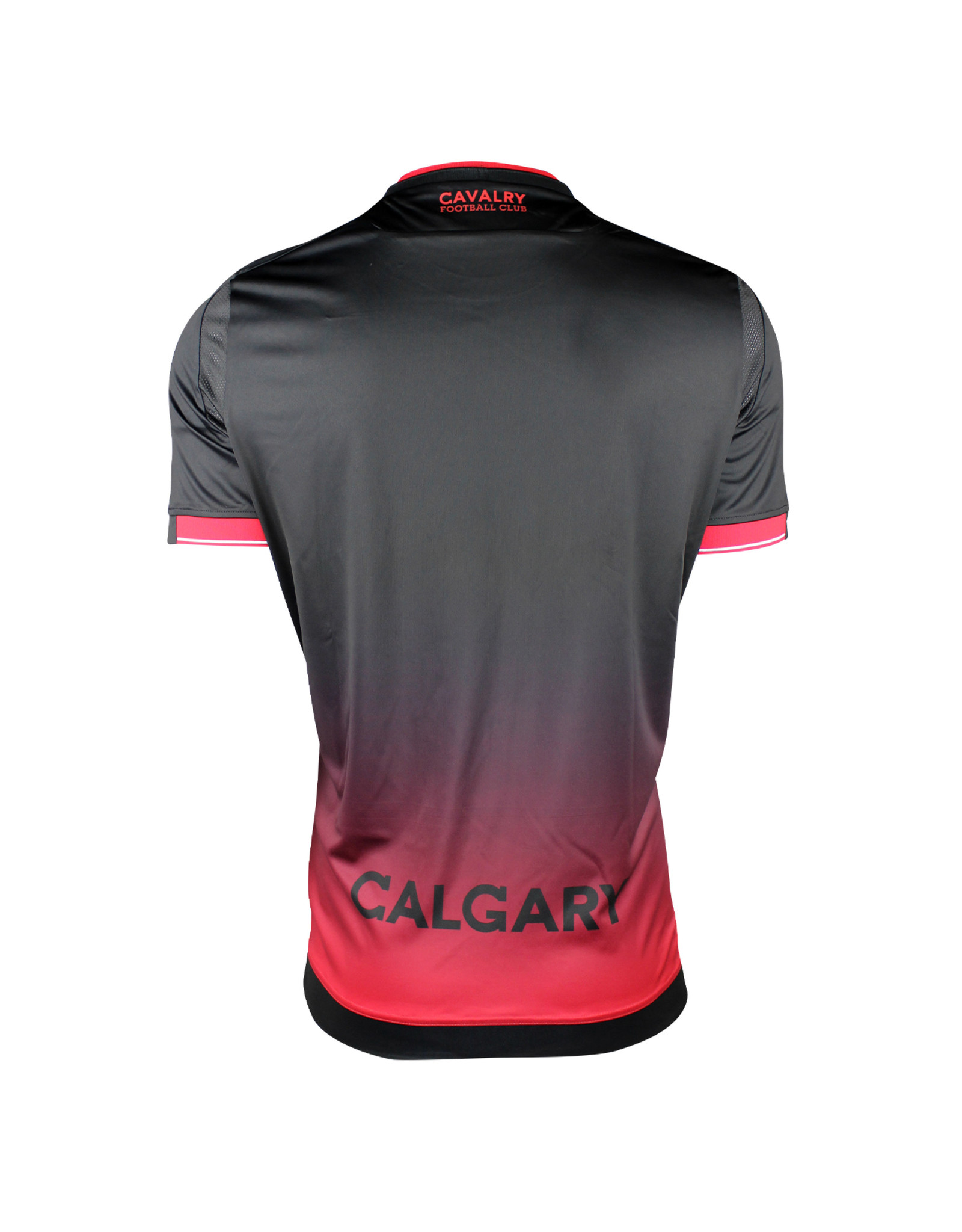 Macron 2020 Official Cavalry FC Away Youth Jersey