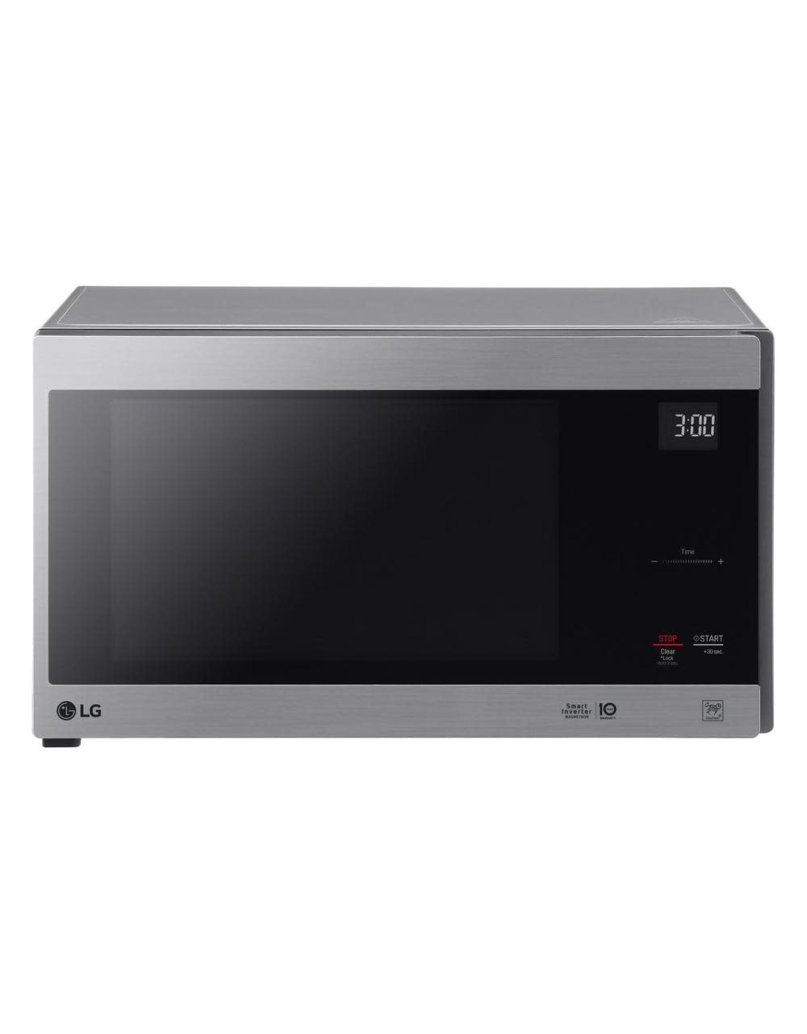 LG Electronics LMC1575ST 1.5 CF NeoChef Countertop Microwave