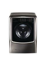 LG Electronics WM9500HKA 5.8 cu. ft. HE Mega Capacity Smart Front Load Washer with TurboWash & Steam in Black Stainless Steel, ENERGY STAR