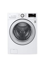 LG Electronics WM3500CW 4.5 cu.ft. High Efficiency Ultra Large Smart Front Load Washer with ColdWash Technology & Wi-Fi Enabled in White