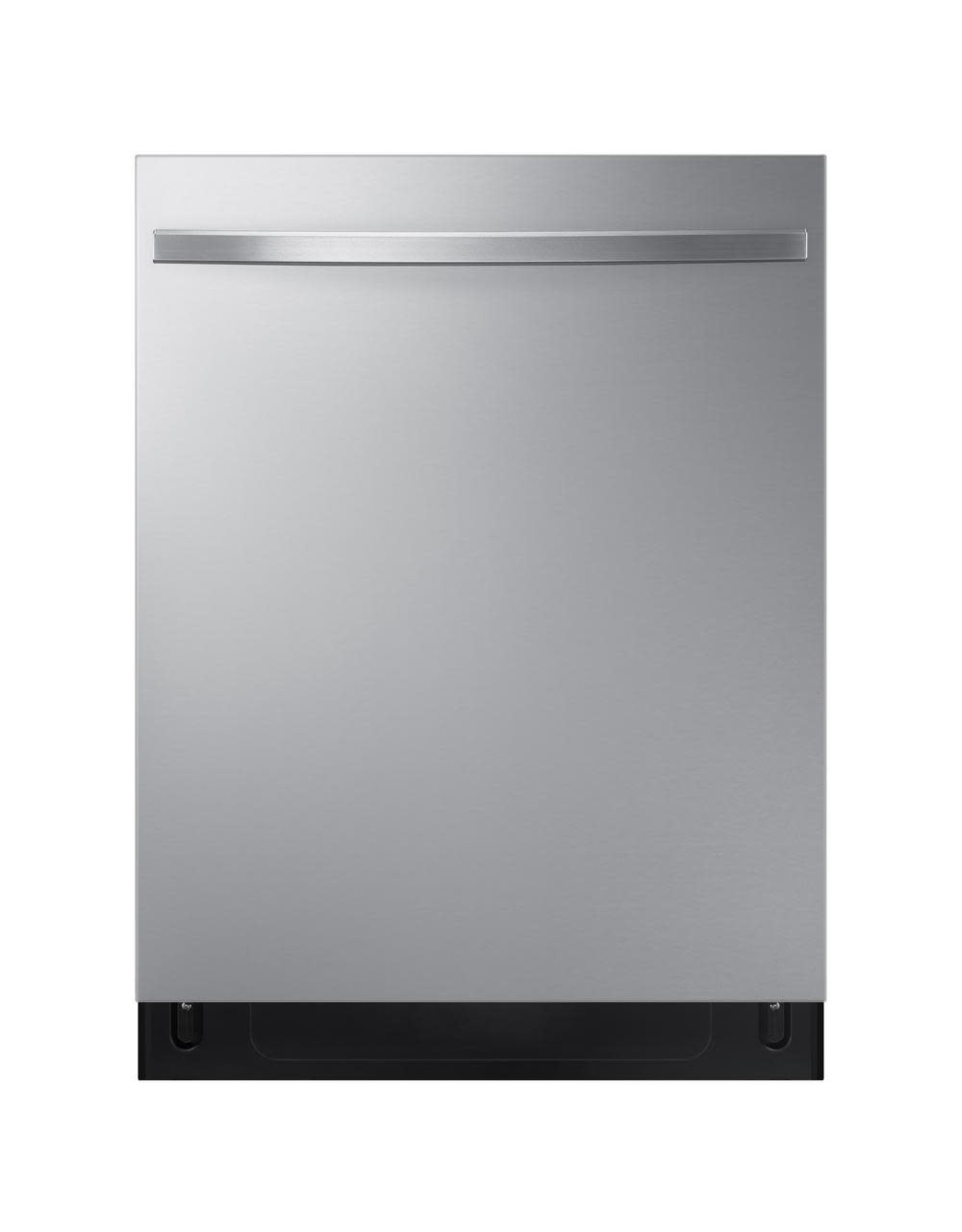 SAMSUNG DW80R5061US 24  in. Top Control Storm Wash Tall Tub Dishwasher in Fingerprint Resistant Stainless Steel with Auto Release Dry, 48 dBA