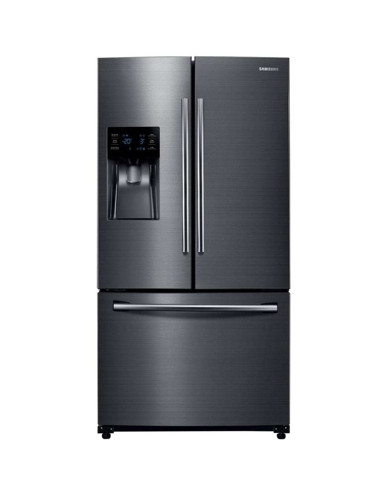 SAMSUNG RF263BEAESG Samsung 26 Cu.Ft. French Door Refrigerator