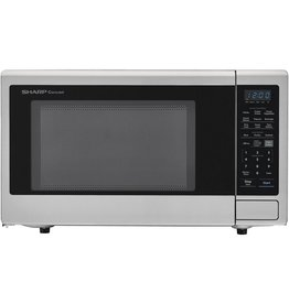 ZSMC2242DS Carousel 2.2 cu. ft. Countertop Microwave Oven in Stainless Steel