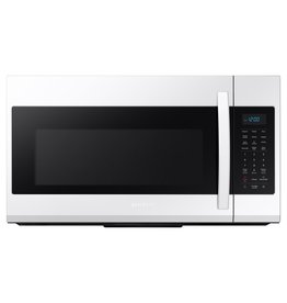 SAMSUNG ME19R7041FW Samsung 30 in. 1.9 cu. ft. Over-the-Range Microwave in White