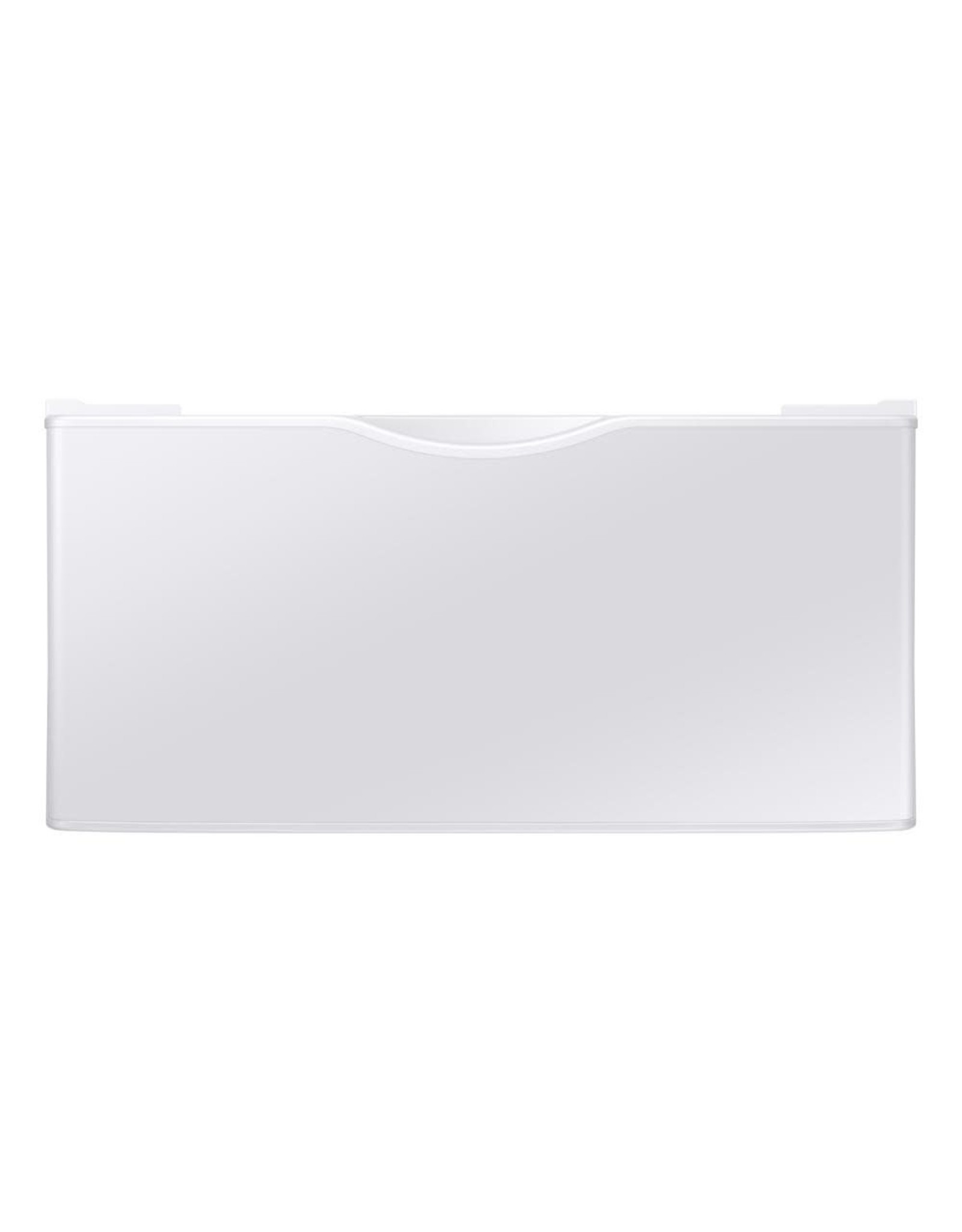 SAMSUNG WE402NW Samsung 14.2 in. White Laundry Pedestal with Storage Drawer