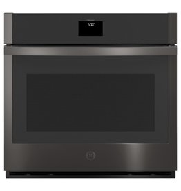 GE JTS5000bn 30 in. 5.0 cu. ft. Smart Single Electric Wall Oven with Self-Cleaning Convection in Stainless Steel