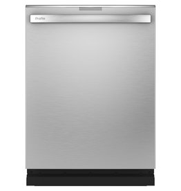 GE PROFILE PDT715SYNFS Profile Top Control Tall Tub Dishwasher in Fingerprint Resistant Stainless Steel with Steam Cleaning, 45 dBA