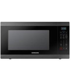 SAMSUNG MS19M8000AG Samsung Counter Top Microwave; 1.9 cu ft Large Capacity; Ceramic Enamel Interior