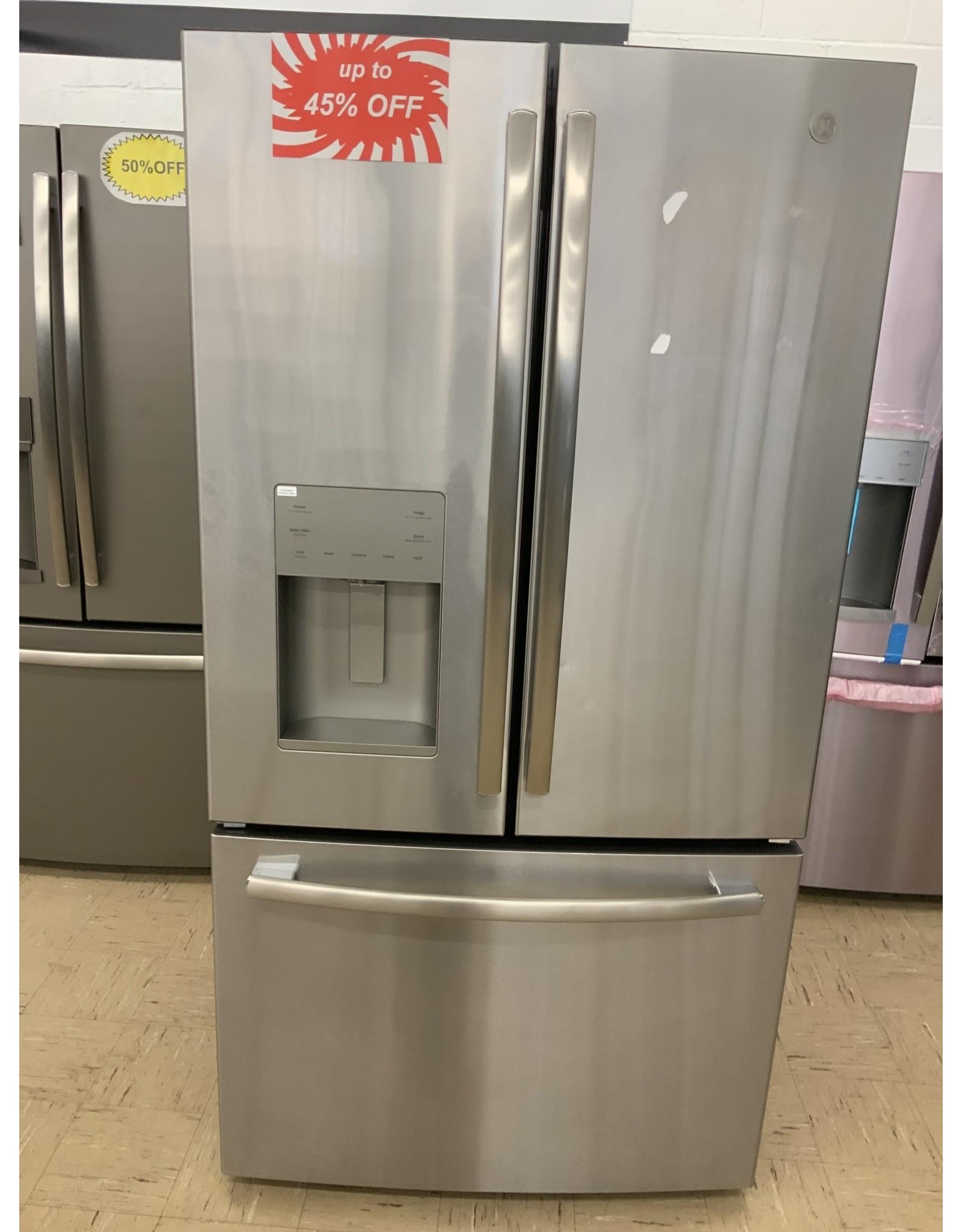 SAMSUNG RF27T5201SR 27 cu. ft. French Door Refrigerator in Fingerprint Resistant Stainless Steel