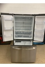 GE GFE26JSMSS 25.6 cu. ft. French-Door Refrigerator in Stainless Steel, ENERGY STAR