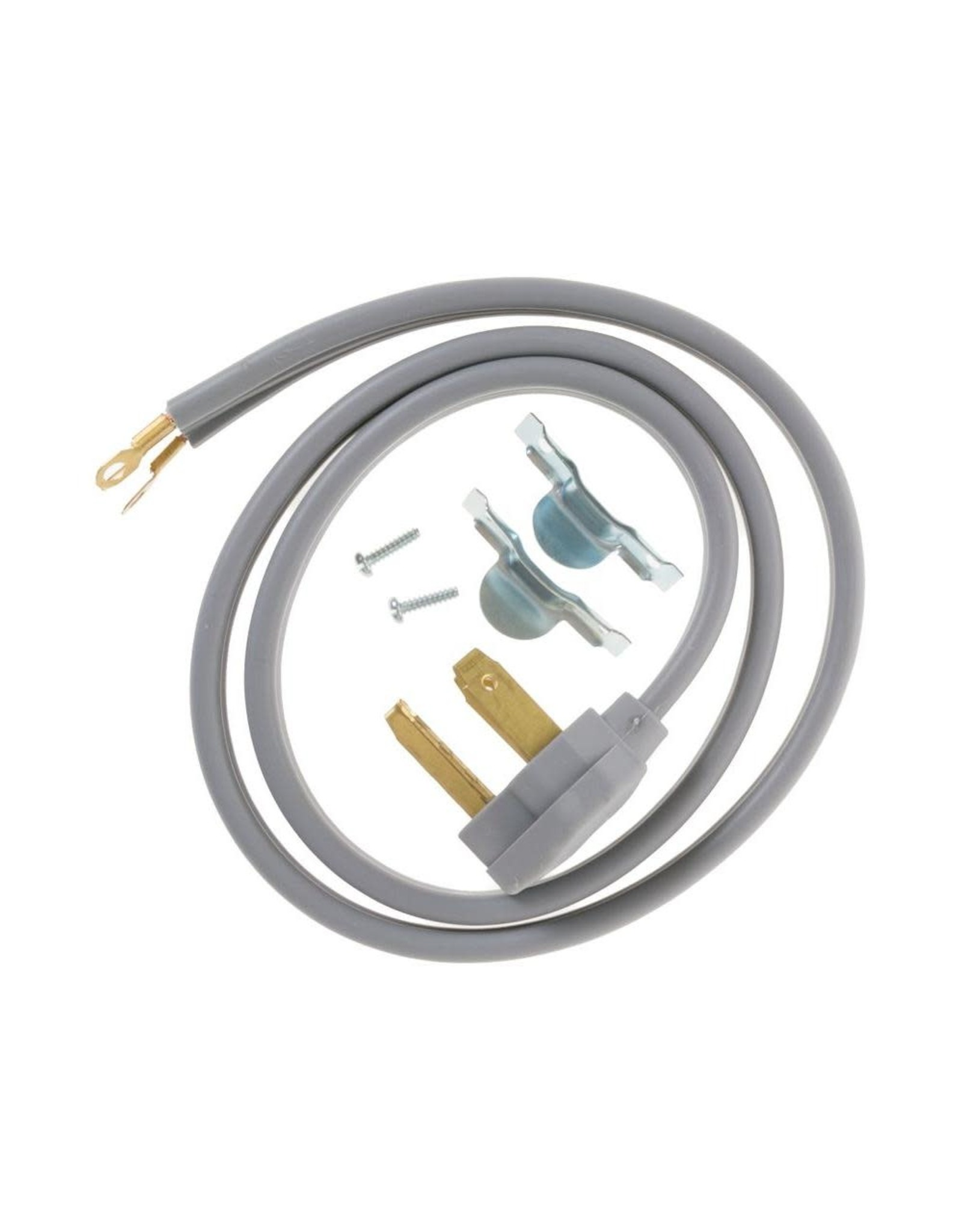 GE 4 ft. 3-Prong 30 Amp Dryer Cord