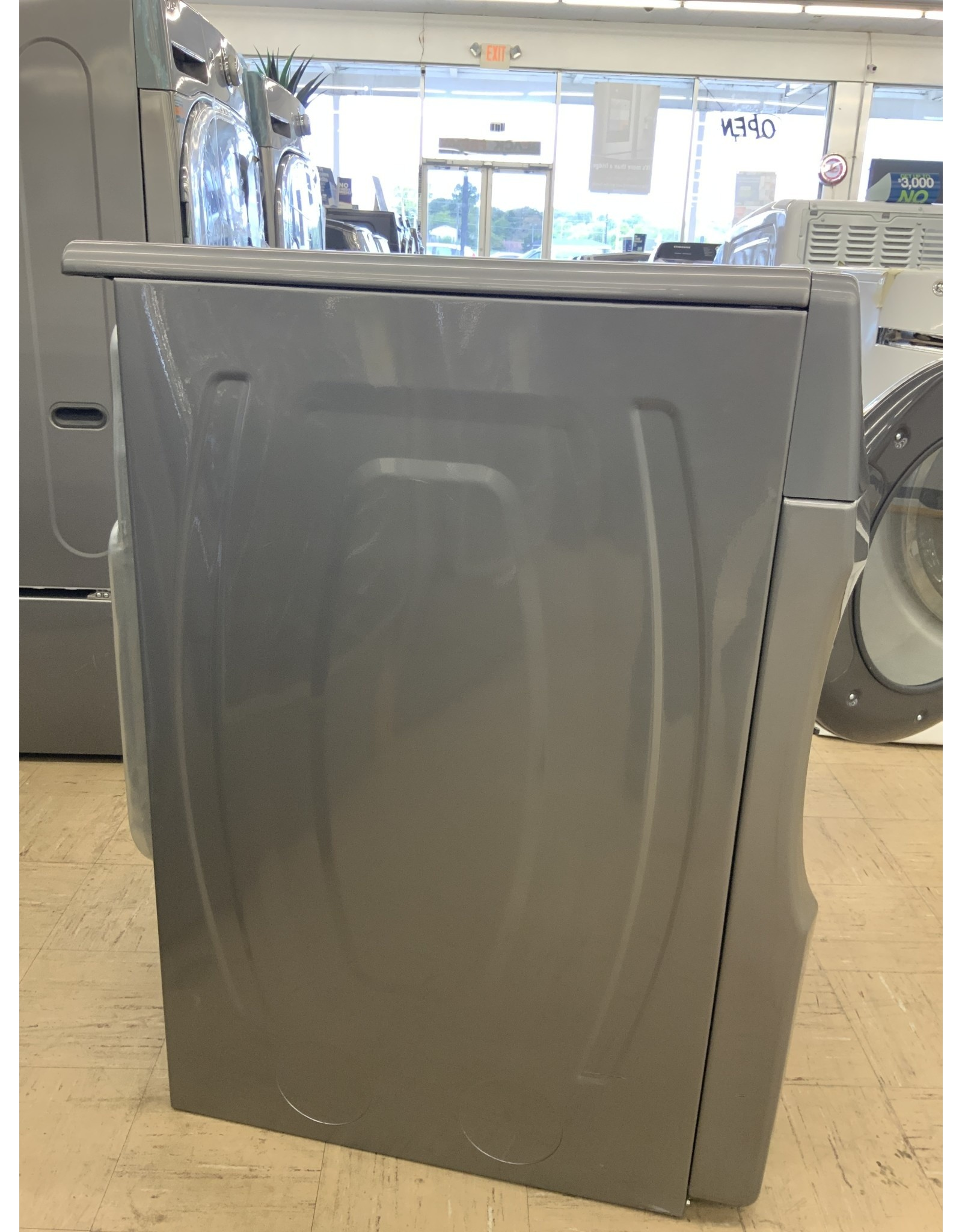 WHIRLPOOL 4.5 cu. ft. High Efficiency Chrome Shadow Stackable Front Load Washing Machine with Load & Go XL Dispenser, ENERGY STAR