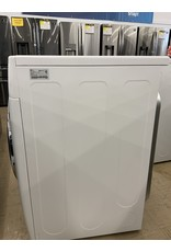 LG Electronics DLEX3900W 7.4 cu. ft. Ultra Large Smart Stackable Front Load Electric Dryer w/ TurboSteam, SensorDry, Pedestal Compatible in White