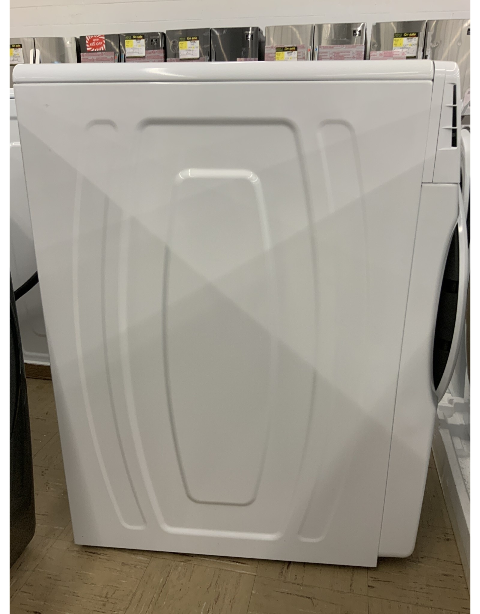 NFW5800HW 4.3 cu. ft. ENERGY STAR Qualified White Front Load Washer with Large Capacity