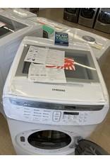 SAMSUNG DVE55M9600W Samsung 7.5 cf electric dryer w/ Multi-Steam (White)