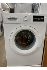 BOSCH WAT28400UC 300 Series 24 in. 2.2 cu. ft. 240-Volt White High-Efficiency Front Load Compact Washer, ENERGY STAR