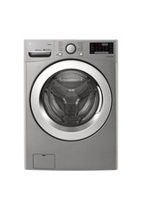LG Electronics WM3700HVA 4.5 cu.ft. High Efficiency Large Smart Front Load Washer with Steam and Wi-Fi Enabled in Graphite Steel, ENERGY STAR