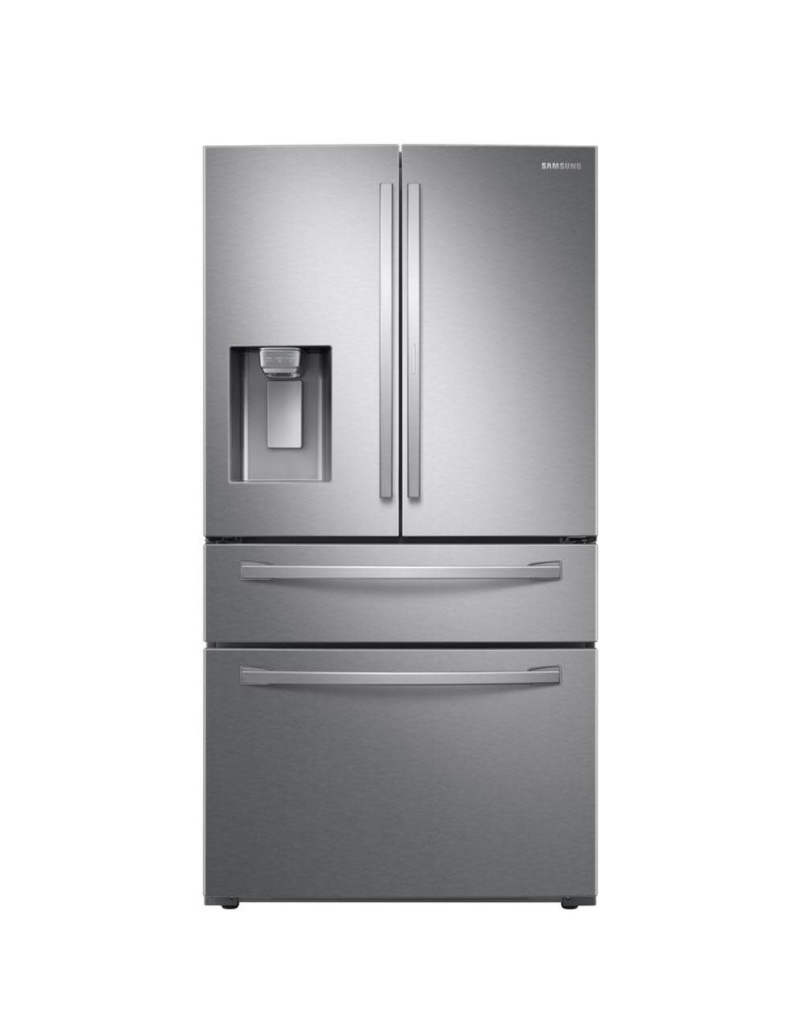 SAMSUNG RF28R7351SR  Samsung food showcase 28 cu.ft 4- D French-D refrigerator with ice maker