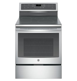 GE PHB920SJSS GE Profile 5.3 cu. ft. Smart Induction Range with Self-Cleaning Convection in Stainless Steel