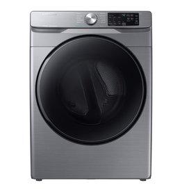 SAMSUNG DVE45R6100P 7.5 cu. ft. Platinum Electric Dryer with Steam
