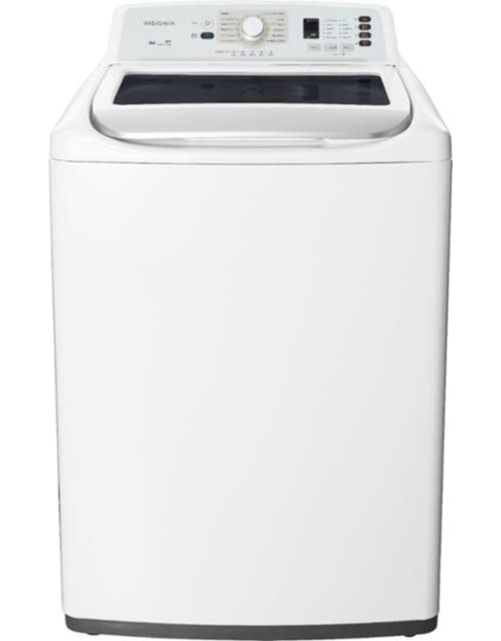 Insignia™ NS-TWM41WH Insignia™ - 4.1 Cu. Ft. 11-Cycle Top-Loading Washer - White