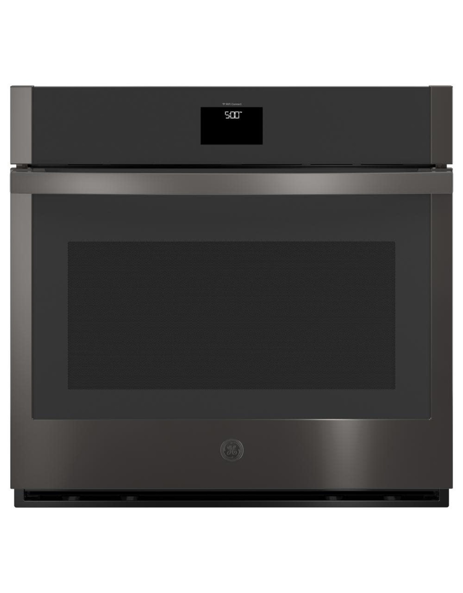 GE JTS5000BNTS 30 in. 5 cu. ft. Smart Single Electric Wall Oven with Convection Self-Cleaning in Black Stainless Steel