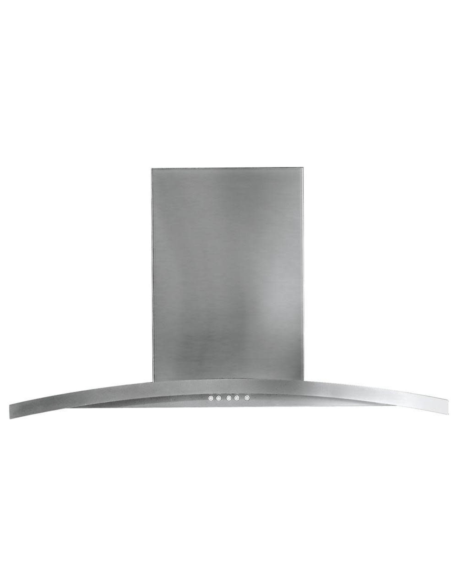 GE PROFILE Profile 36 in. Designer Range Hood in Stainless Steel