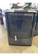 SAMSUNG DVE50R5400V Samsung 7.4 cu. ft. Fingerprint Resistant Black Stainless Electric Dryer with Steam Sanitize+