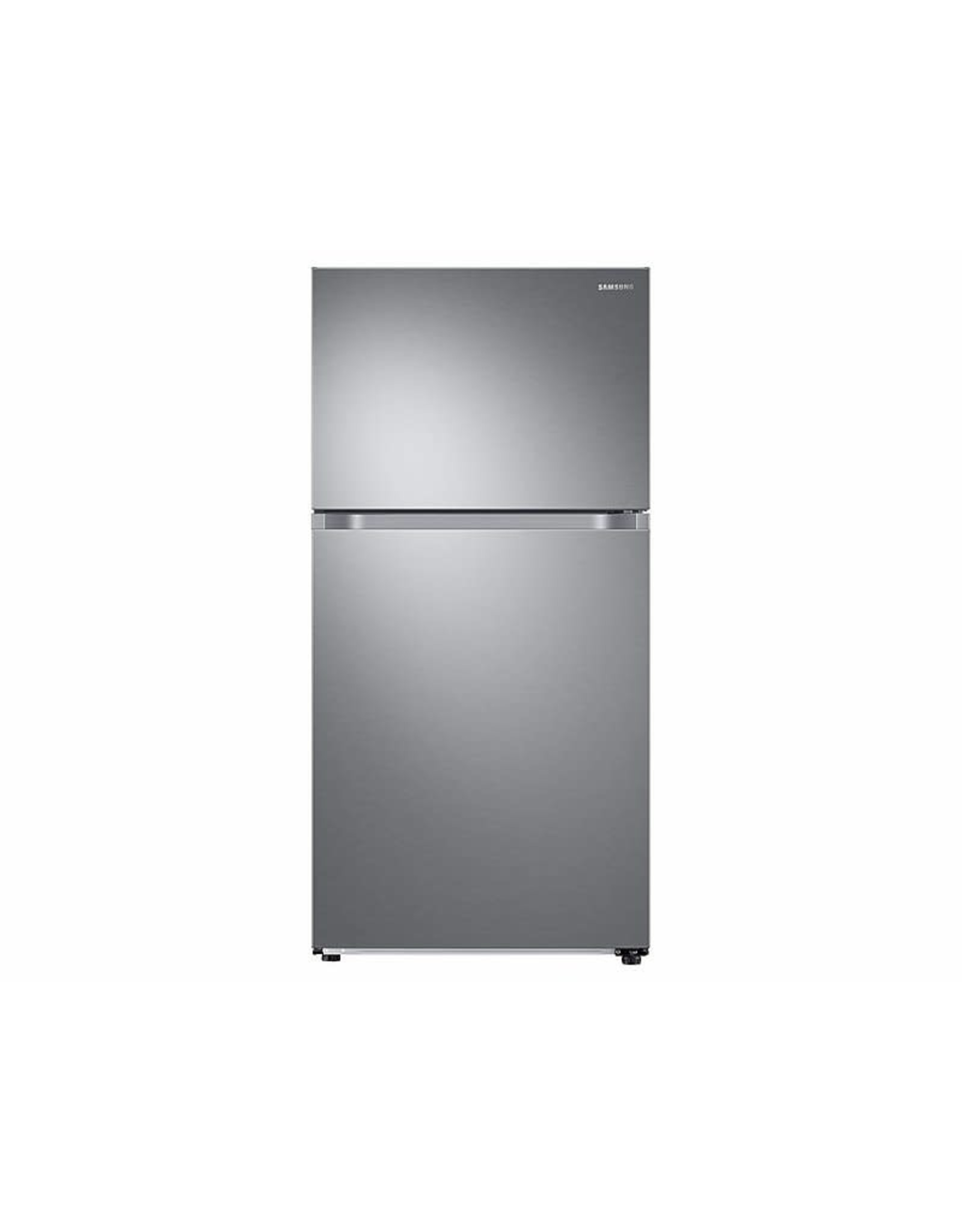 SAMSUNG RT21M6213SR Samsung 21cf Top Mount Refrigerator - optional Ice Maker