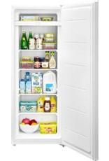 Insignia™ NS-UZ7WH0 Insignia™ - 7 Cu. Ft. Upright Freezer - White