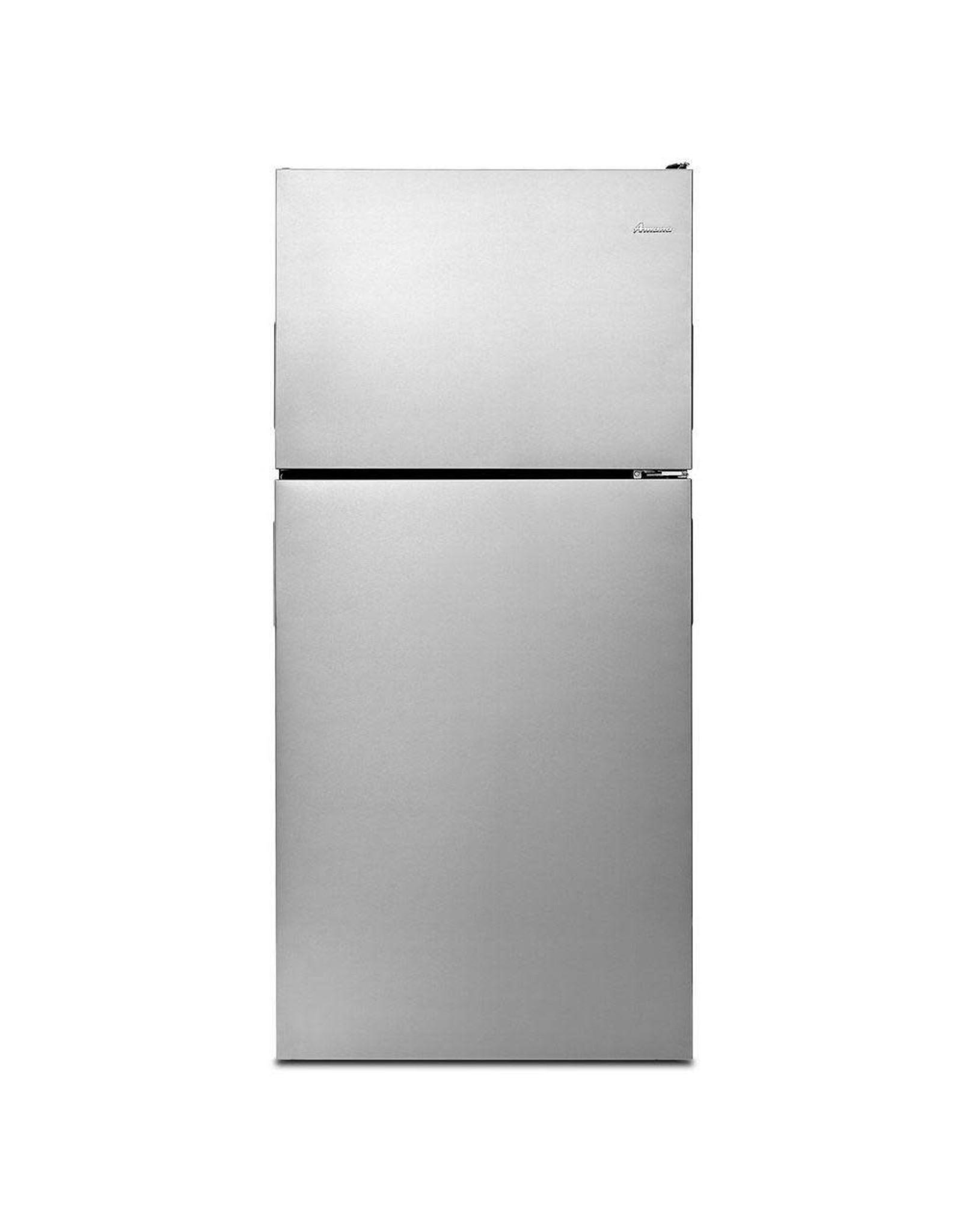 ART308FFDM AMA No Frost Top - Free Standing Refr Frez - 18 CU FT; STD ENERGY/WIRE RC; SEMI-SMOOT