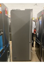 LG Electronics LRFXC2416S 23.5 cu. ft. Smart French Door Refrigerator, Dual Ice Makers with Craft Ice in PrintProof Stainless Steel, Counter Depth