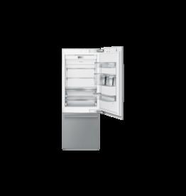 T30IB900SP 30-Inch Built-in Panel Ready Two Door Bottom Freezer