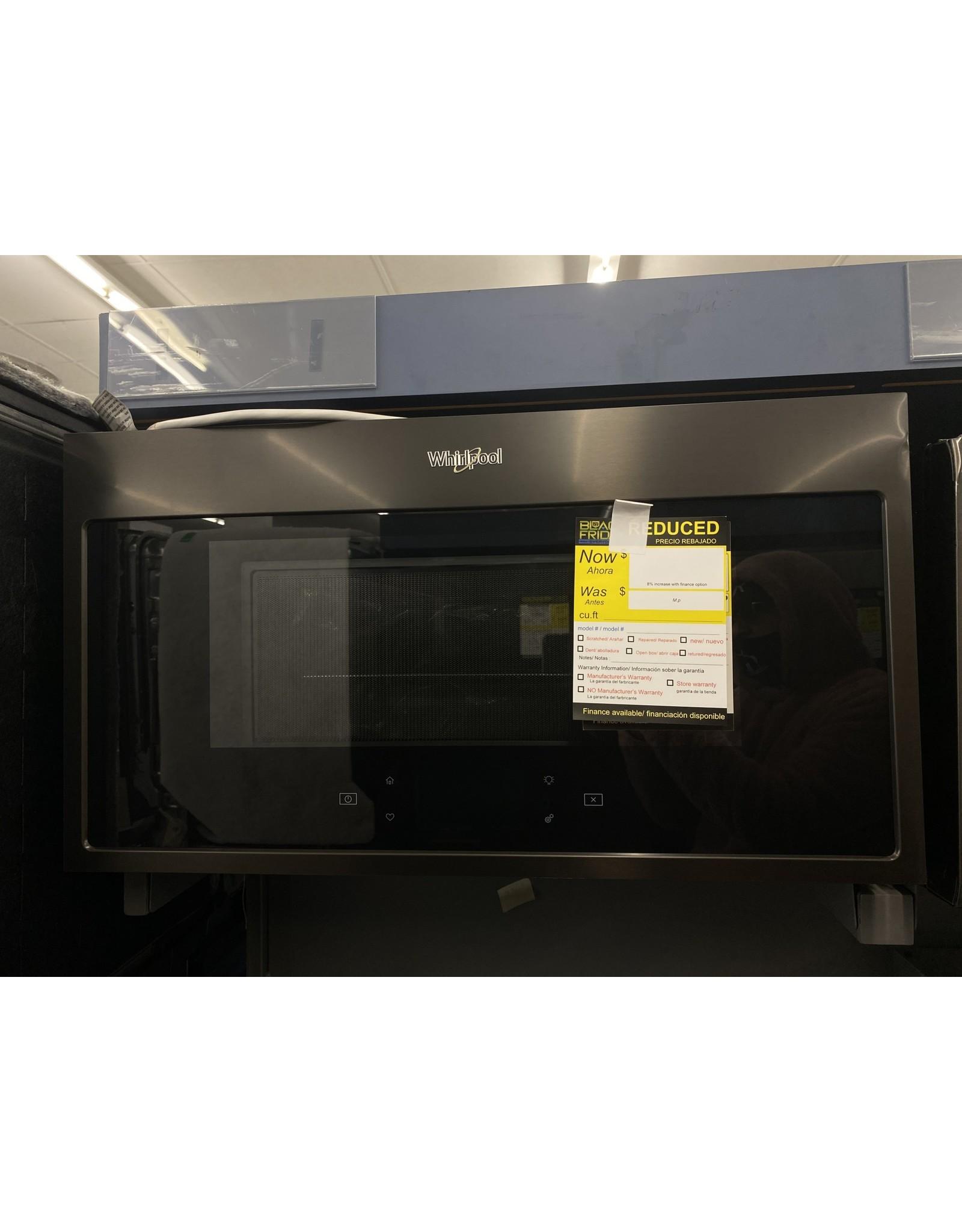 WMHA9019HV WHR Microwave, Hood, Combination - 1.9 CU FT, 1100/1600 WATTS, TRUE CONVECT
