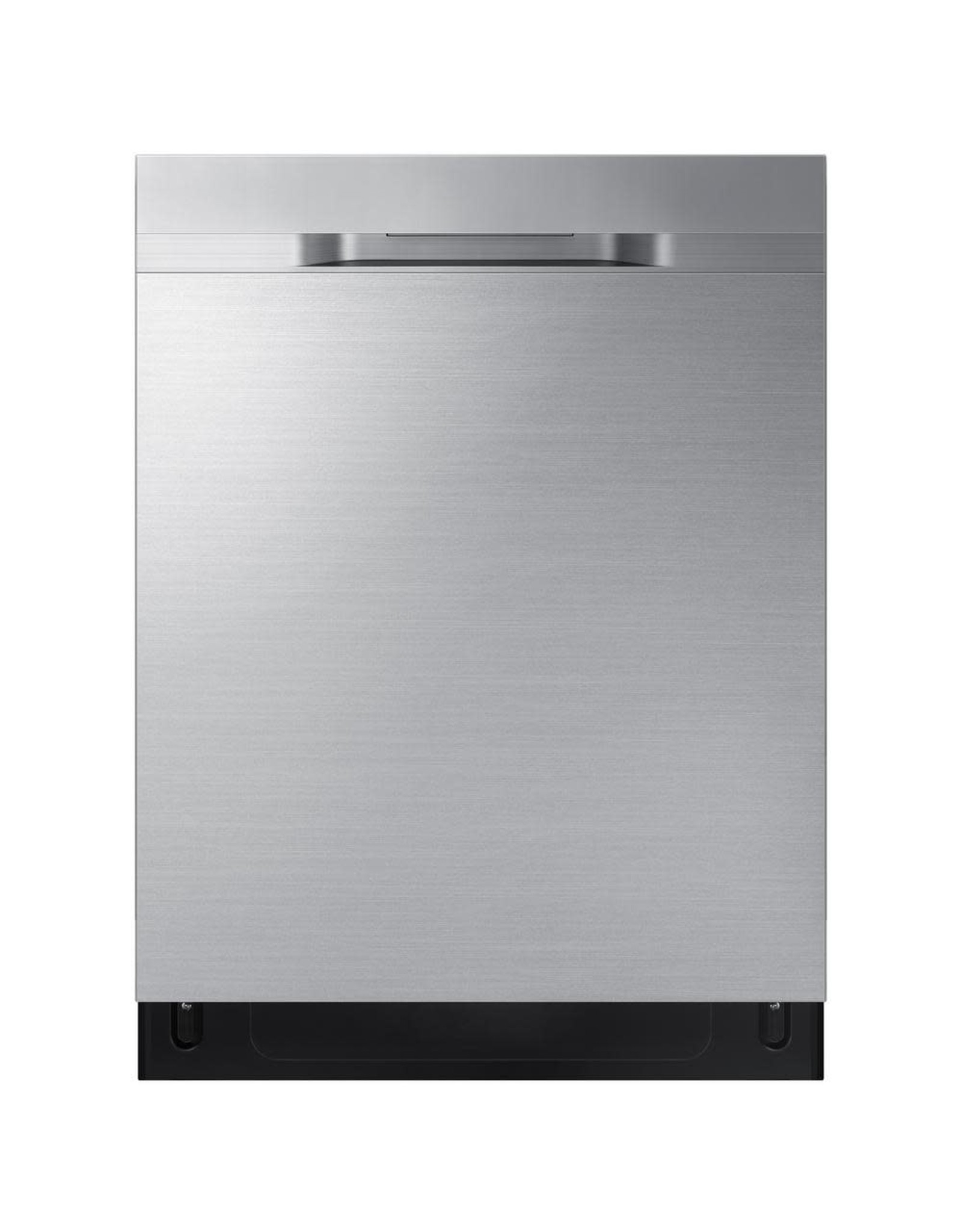 SAMSUNG DW80R5060US Samsung 24 in Top Control StormWash Tall Tub Dishwasher in Fingerprint Resistant Stainless Steel with AutoRelease Dry, 48 dBA