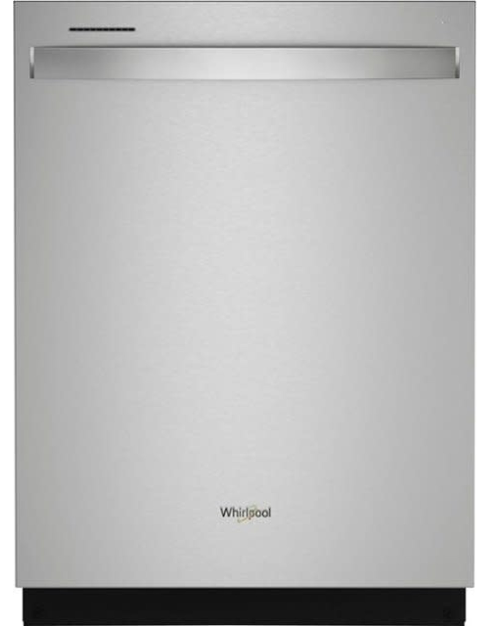 """WHIRLPOOL WTD750SAKZ Whirlpool - 24"""" Top Control Built-In Dishwasher with Stainless Steel Tub, Large Capacity, 3rd Rack, 47 dBA - Fingerprint Resistant Stainless Steel"""