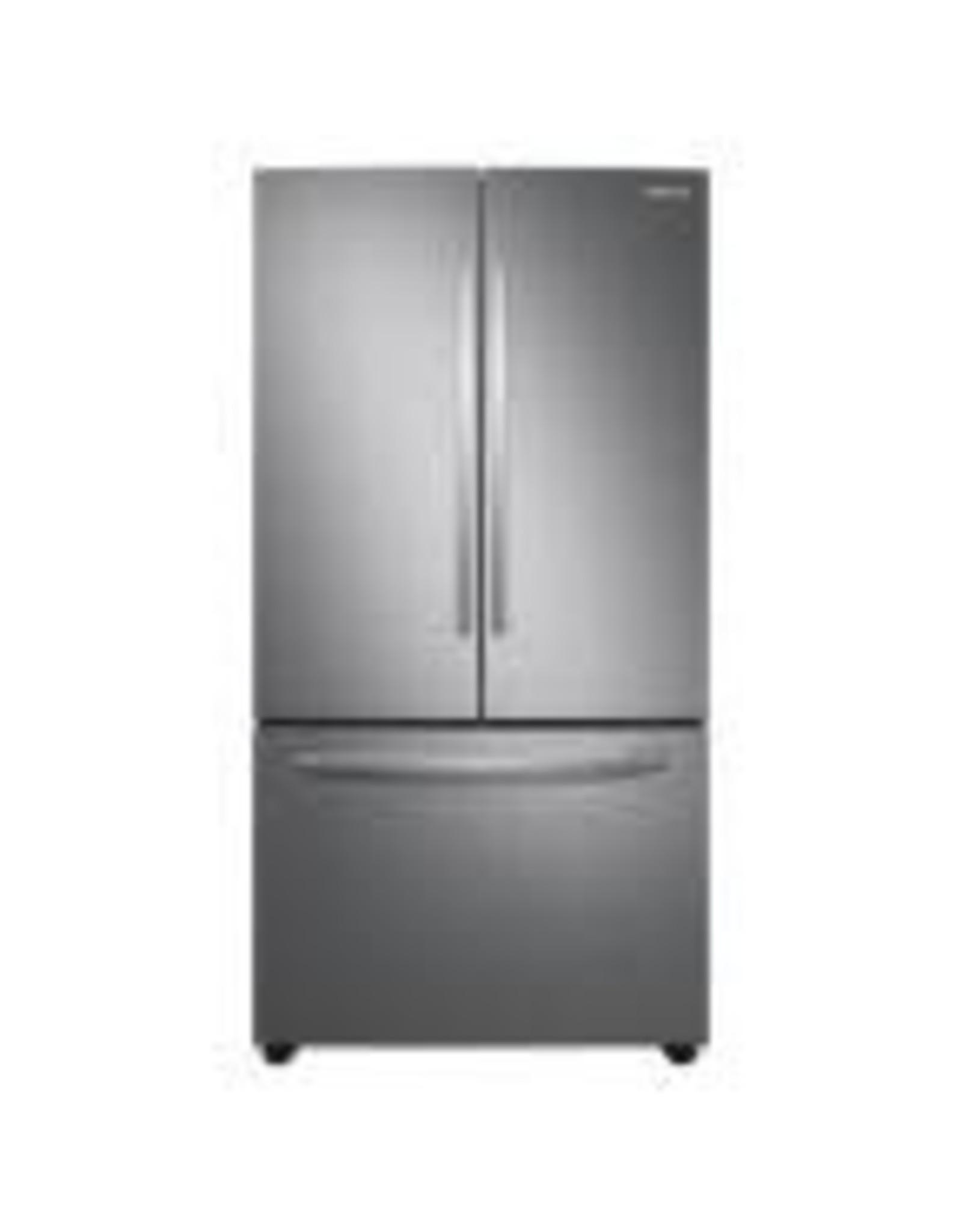SAMSUNG RF28T5001SR 28.2 cu. ft French Door Refrigerator in Stainless Steel