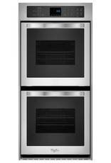"""WHIRLPOOL WOD51ES4ES Whirlpool - 24"""" Built-In Double Electric Wall Oven - Stainless steel"""