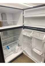 WHIRLPOOL 20.5 cu. ft. Top Freezer Refrigerator in Black