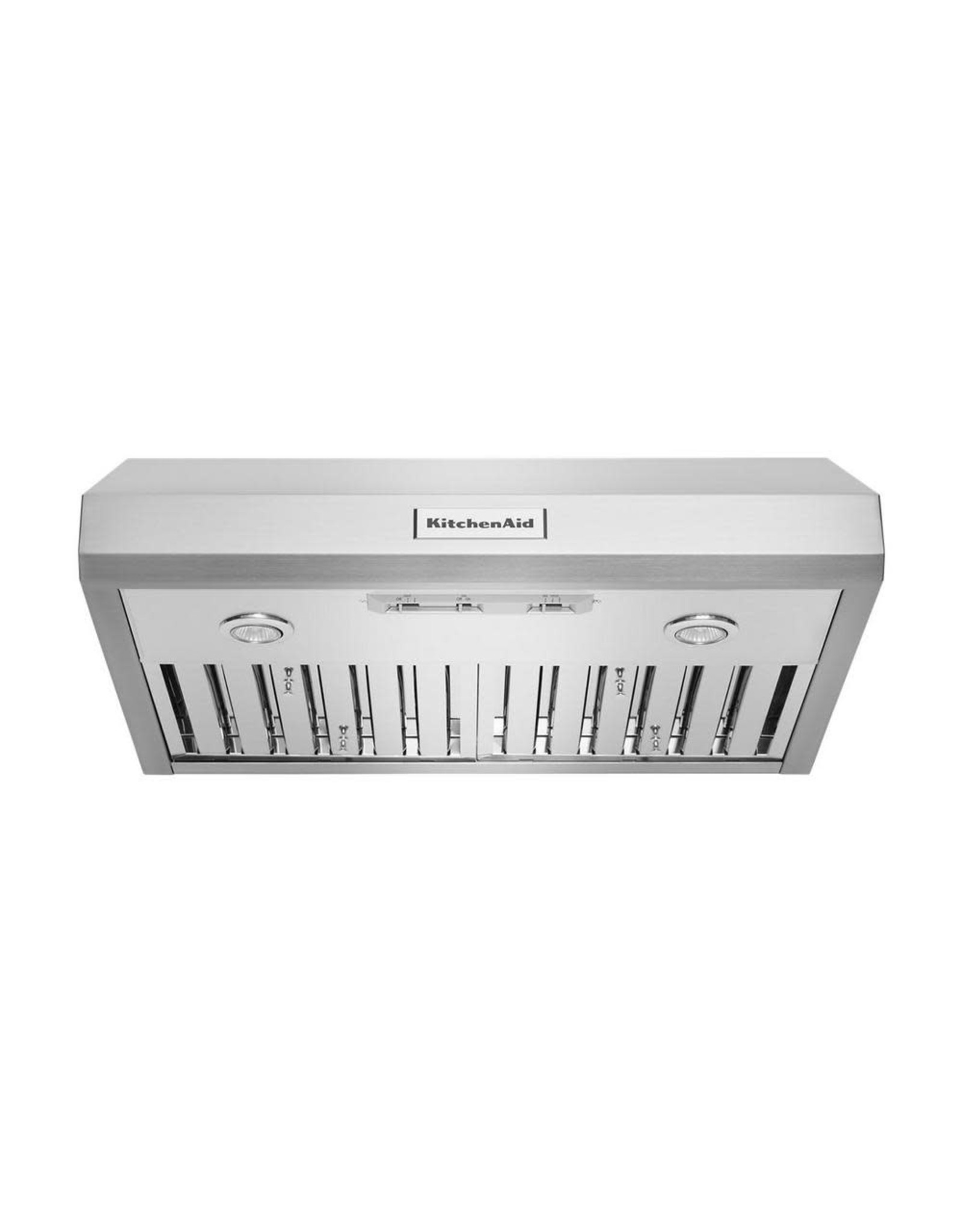 KVUC606JSS 36 in. Under the Cabinet Commercial-Style Range Hood in Stainless Steel