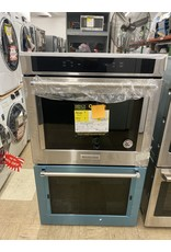 KODE900HSS 30 in. Double Electric Smart Wall Oven with Powered Attachments in Stainless Steel
