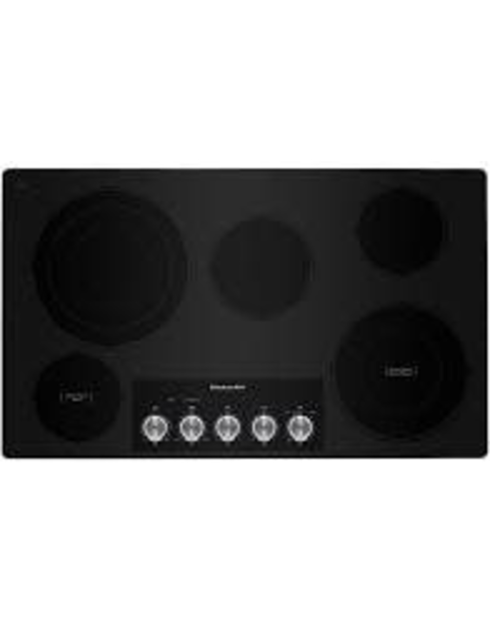"""KGES556HSS KitchenAid - 36"""" Built-In Electric Cooktop - Stainless steel"""