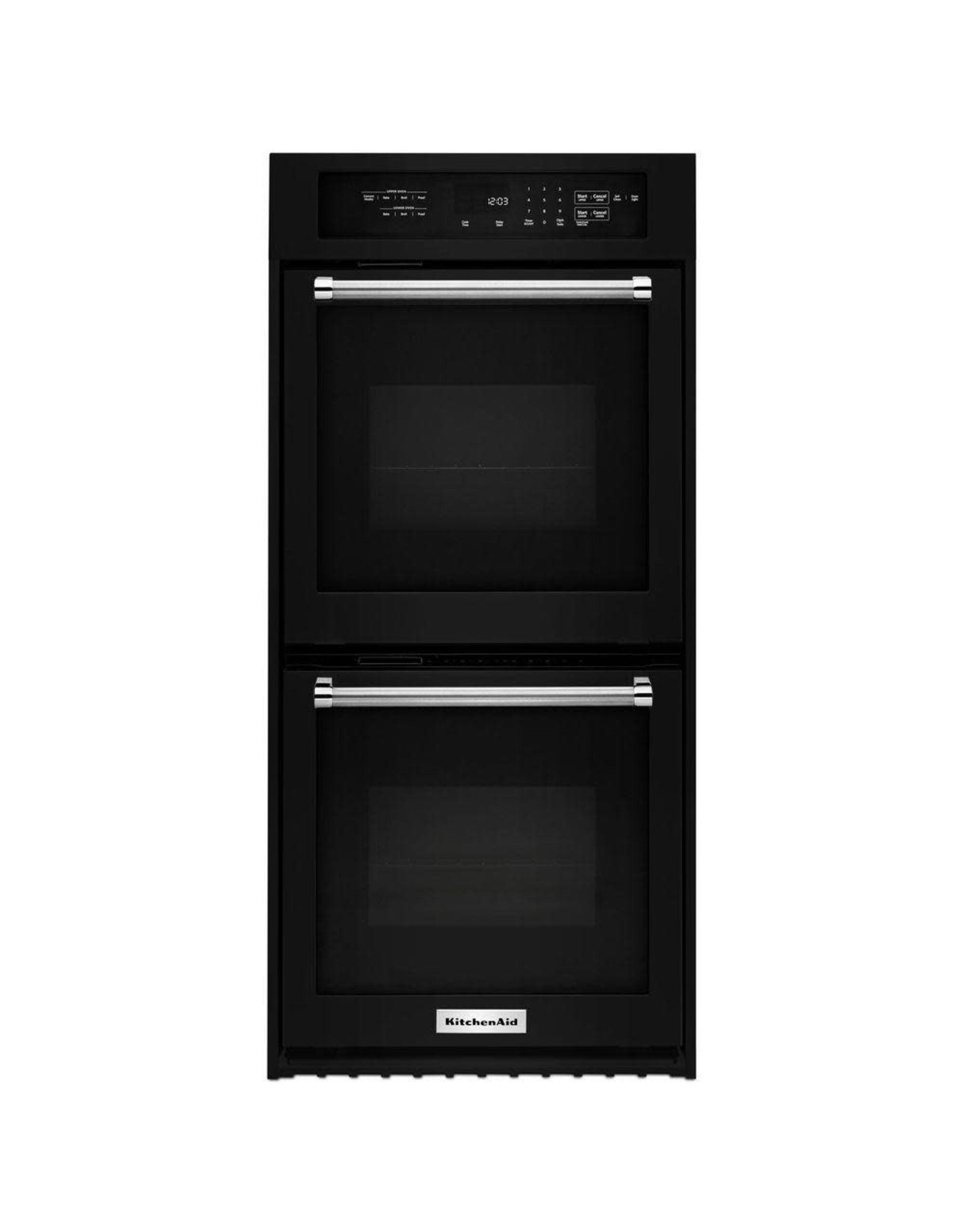 """KODC304EBL KAD Ovens - Built-in - Food Prep - 24"""" DOUBLE WALL OVEN, TRUE CONVECTION, 3"""