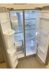 FRIGIDAIRE LGHX2636TF Frigidaire Gallery 25.5-cu ft Side-by-Side Refrigerator with Ice Maker (Smudge-Proof Stainless Steel) ENERGY STAR