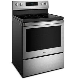 WHIRLPOOL WFE550S0HZ WHR Ranges - 5.3 CU FT, FAN CONVECT, HIGH TEMP SELF-C