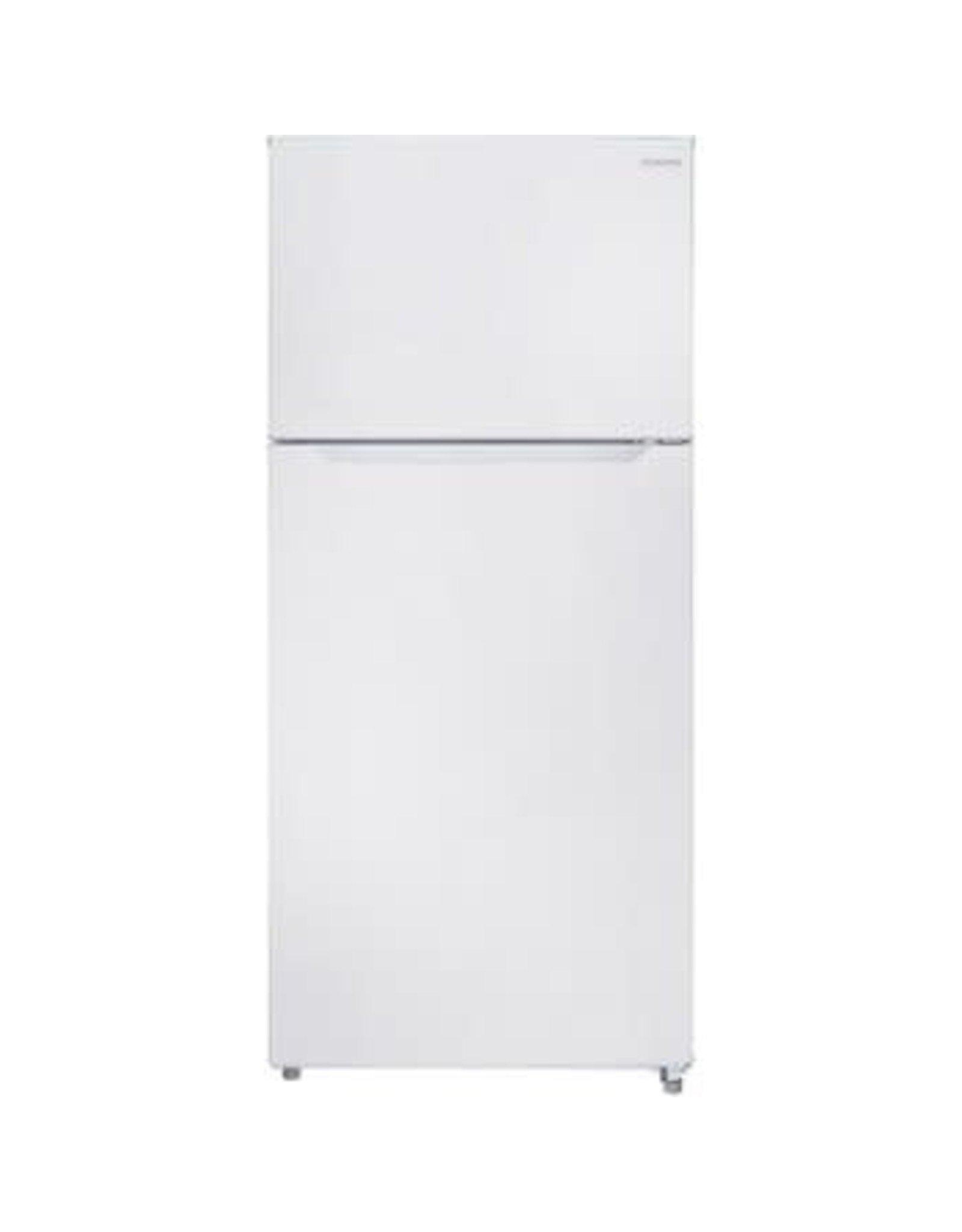 Insignia™ NS-RTM18WH7 Insignia™ - 18 Cu. Ft. Top-Freezer Refrigerator - White