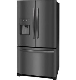 FRIGIDAIRE Copy of FFHB2750TD Frigidaire 27 CF French Door Refrigerator with Ice and Water Dispenser